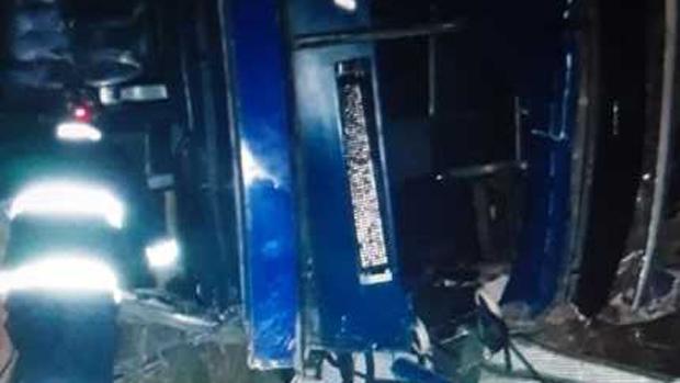 Resultado de imagen para bus danubio oruro accidente